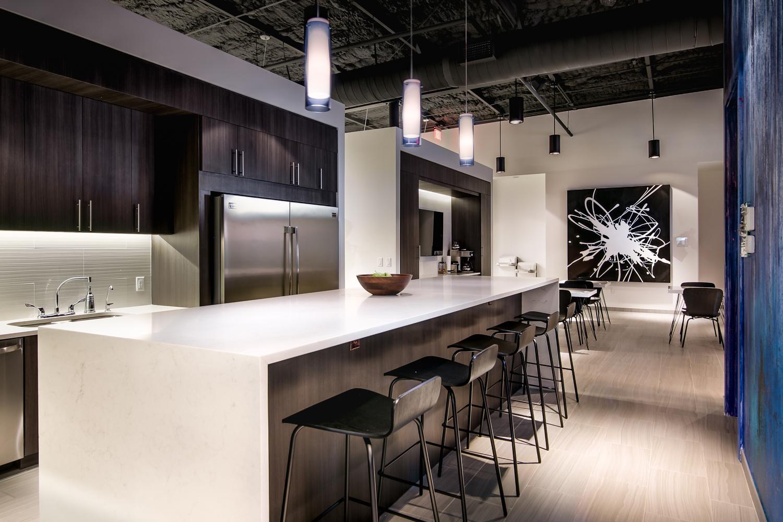 Employee Lounge by Rob Woodham