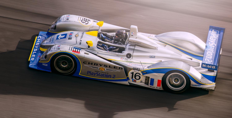 Dallara SP1 by Rob Woodham
