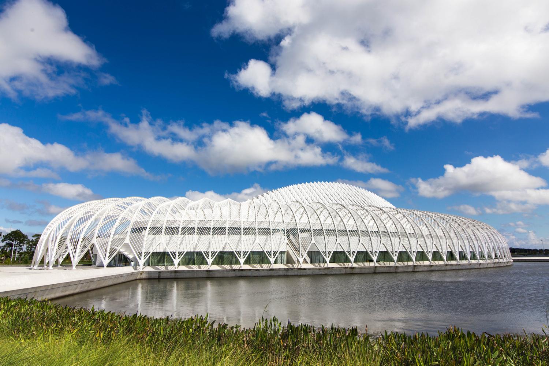 Florida Polytechnic University by Rob Woodham