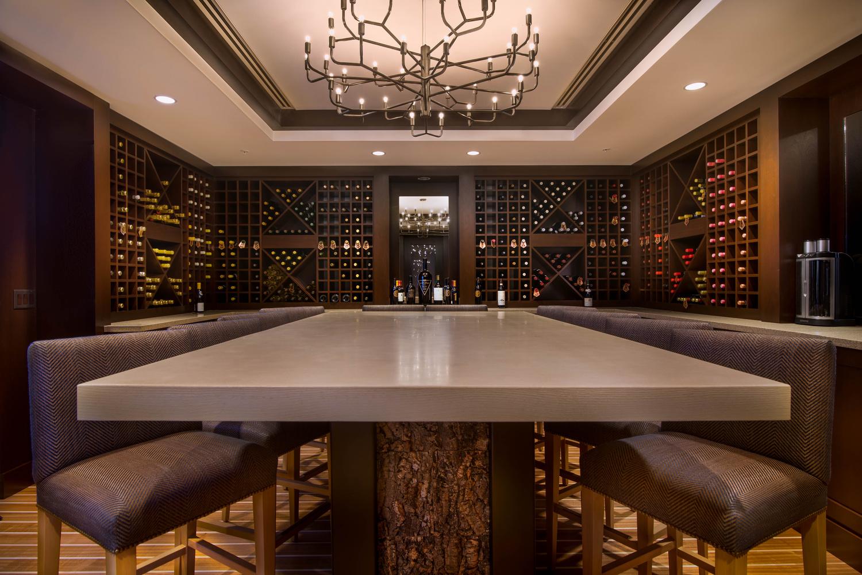 Wine Room by Rob Woodham