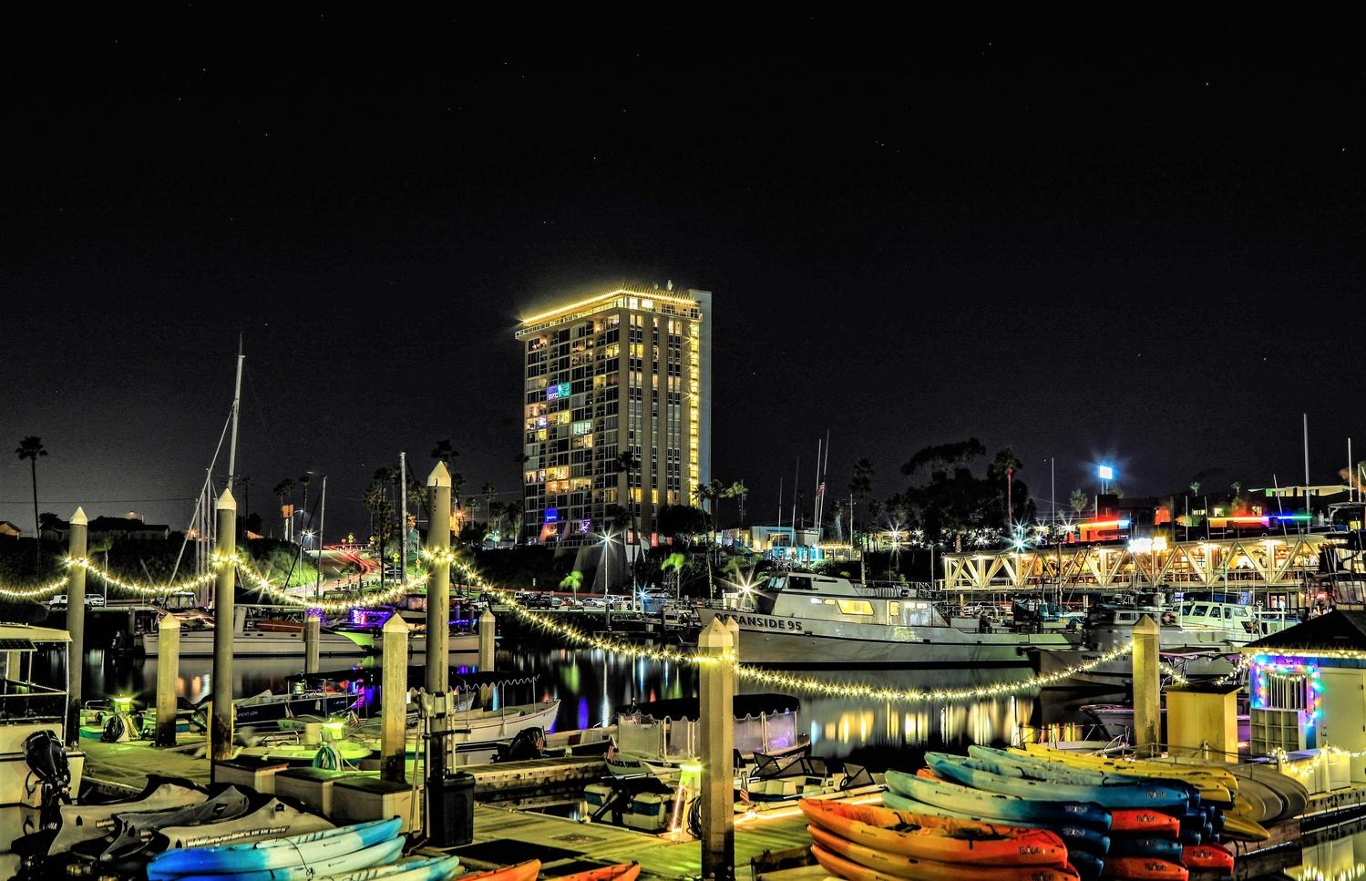 Oceanside Harbor by Christopher Laliberte