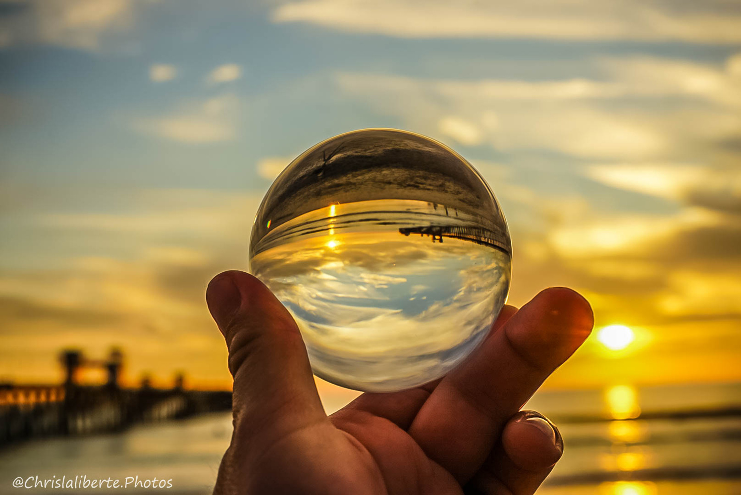 Crystal Ball by Christopher Laliberte