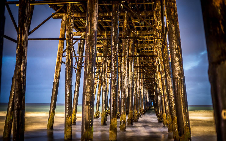 Oceanside Pier by Christopher Laliberte