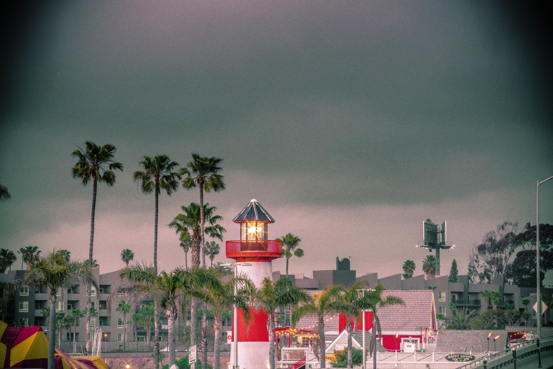 Oceanide Lighthouse by Christopher Laliberte