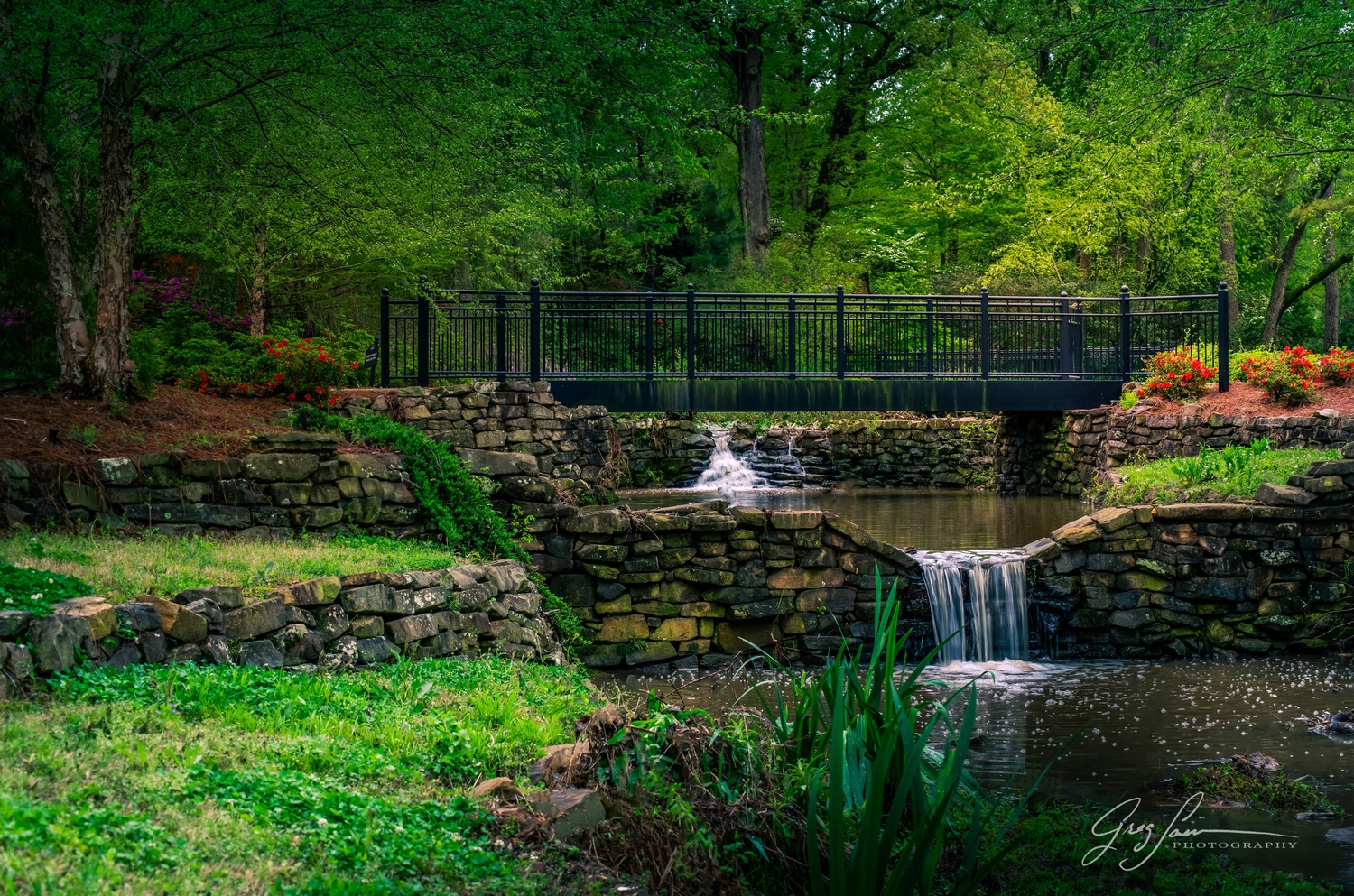 Tranquility Crossing by Greg Sarver