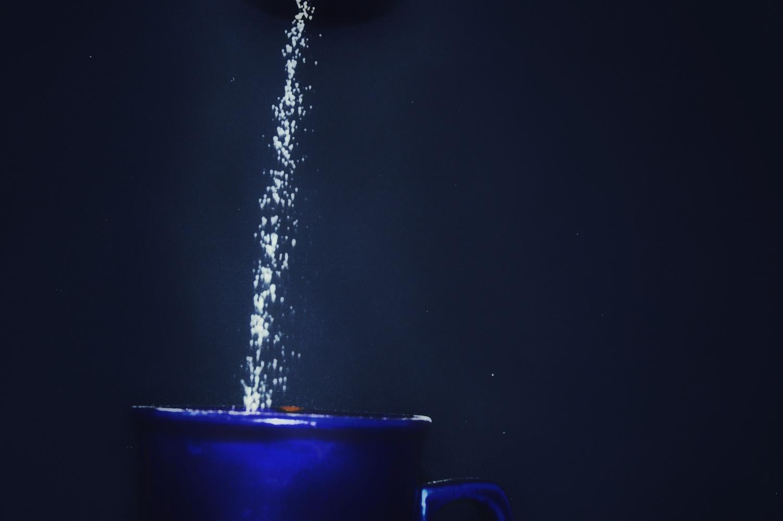 I'll have some coffee with my sugar by Garrett Cox