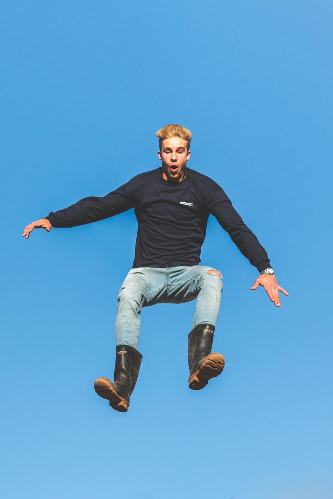 Jump by Talen de St. Croix