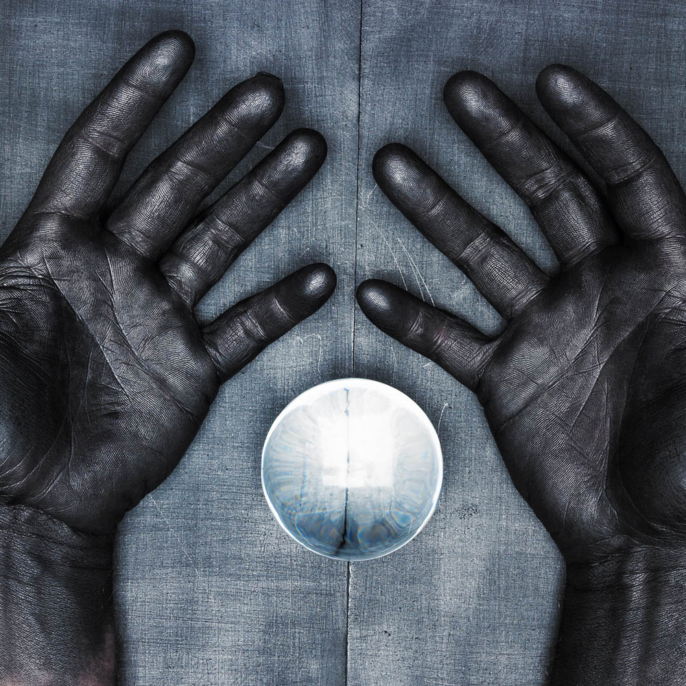 Hands by Eric Hiss