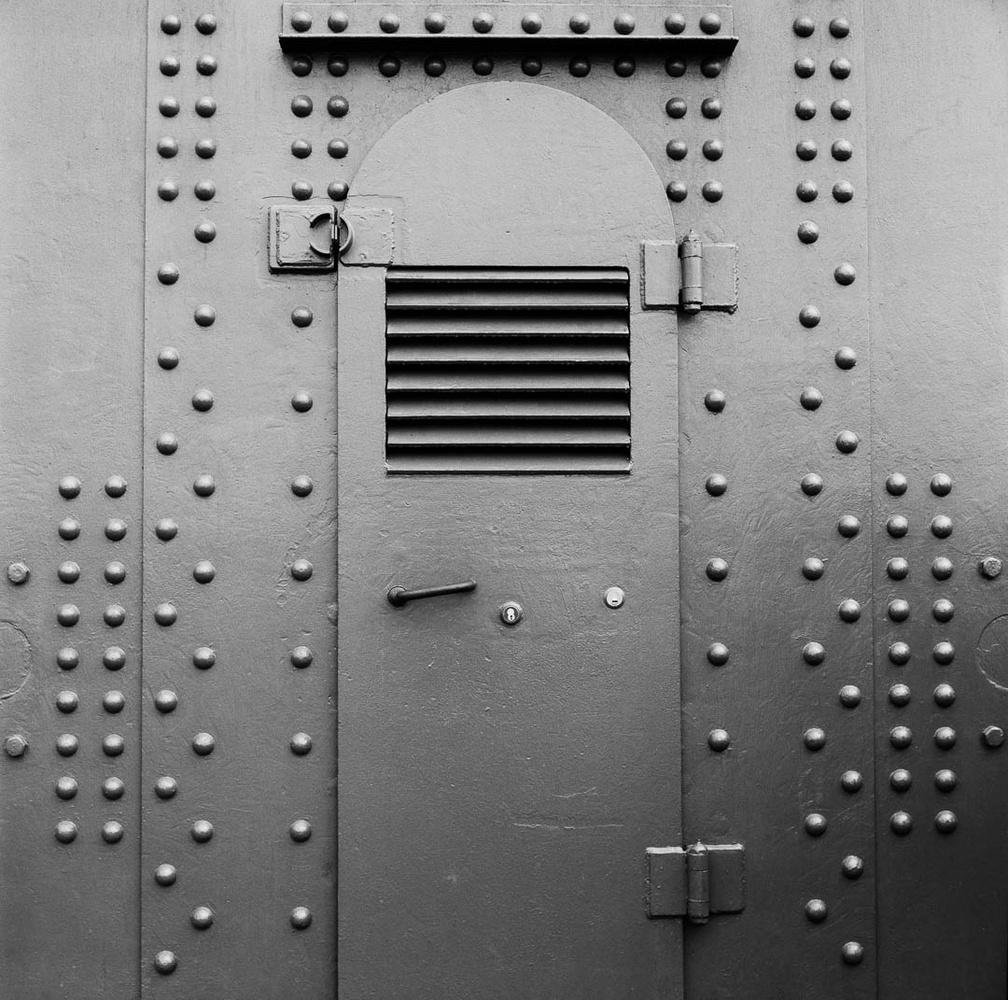 The Door by Eric Hiss