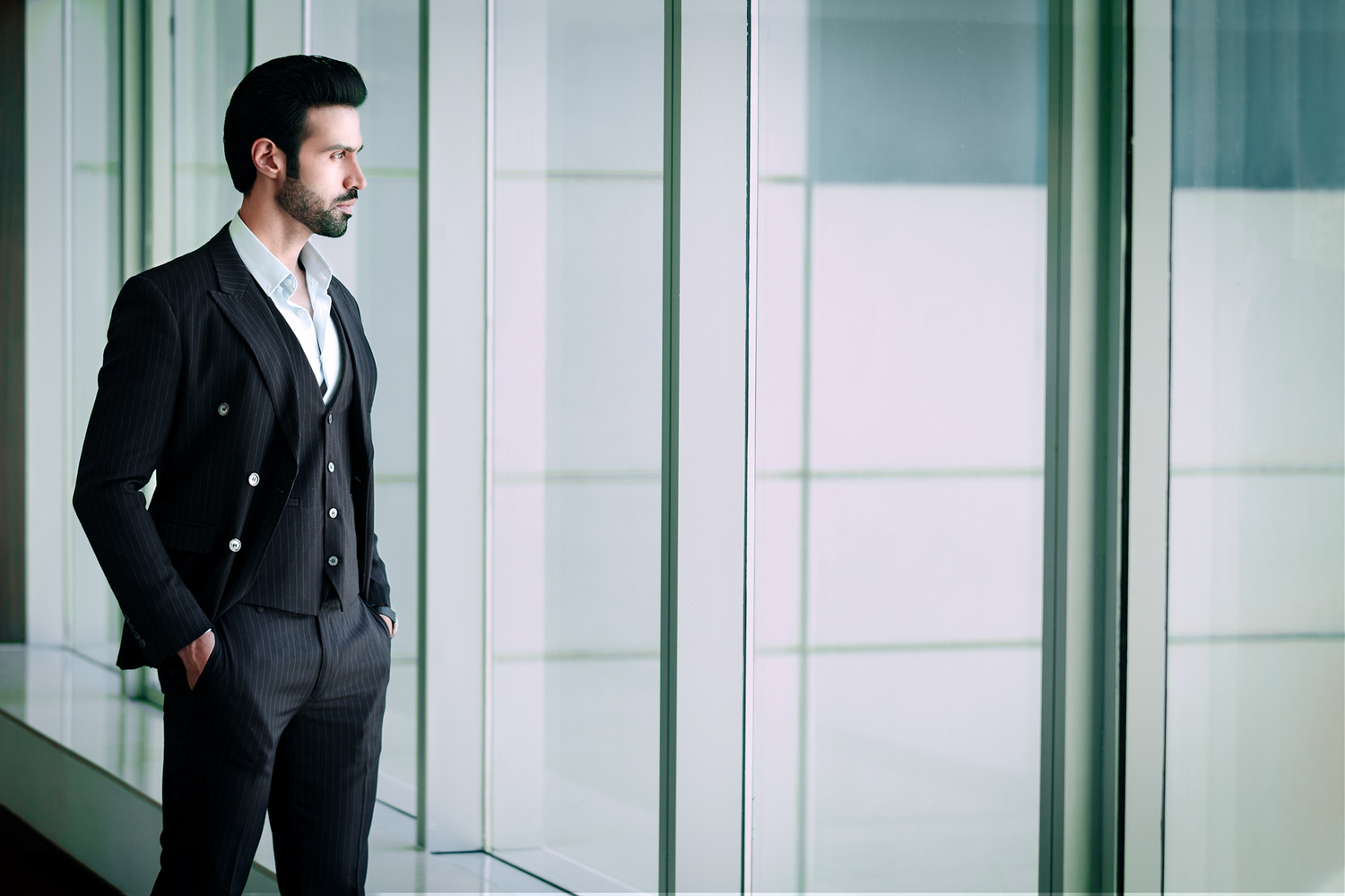 The Campaign Shot by Rajesh Gopinath