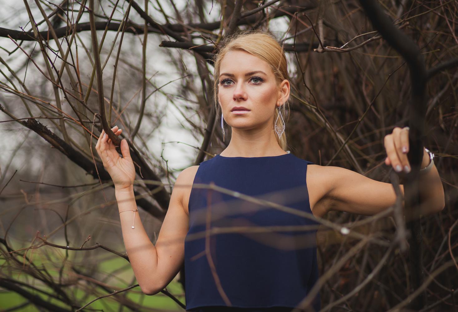Beauty shoot by Aniko Portrait Photography