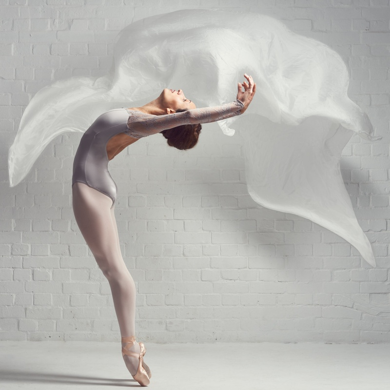 Prima Ballerina by Simon Hooley