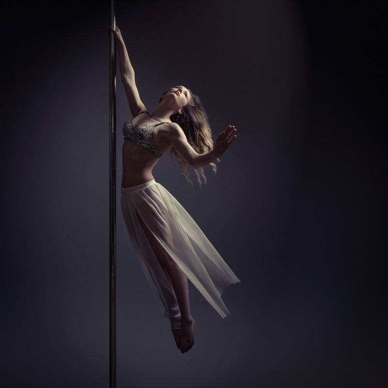 Pole Dance by Simon Hooley