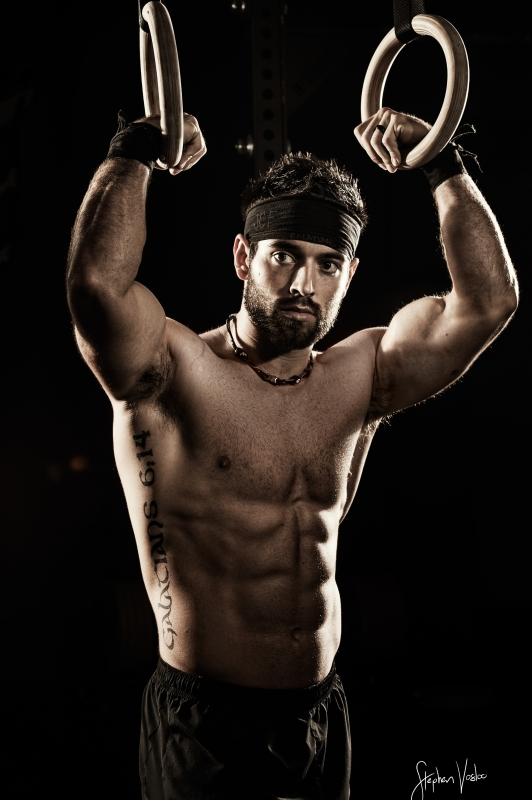 Rich Froning by Stephen Vosloo