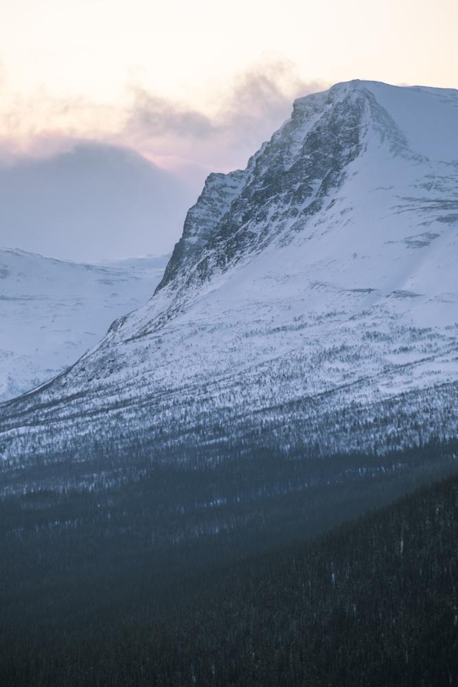 Telephoto Landscape by Jesper Matti