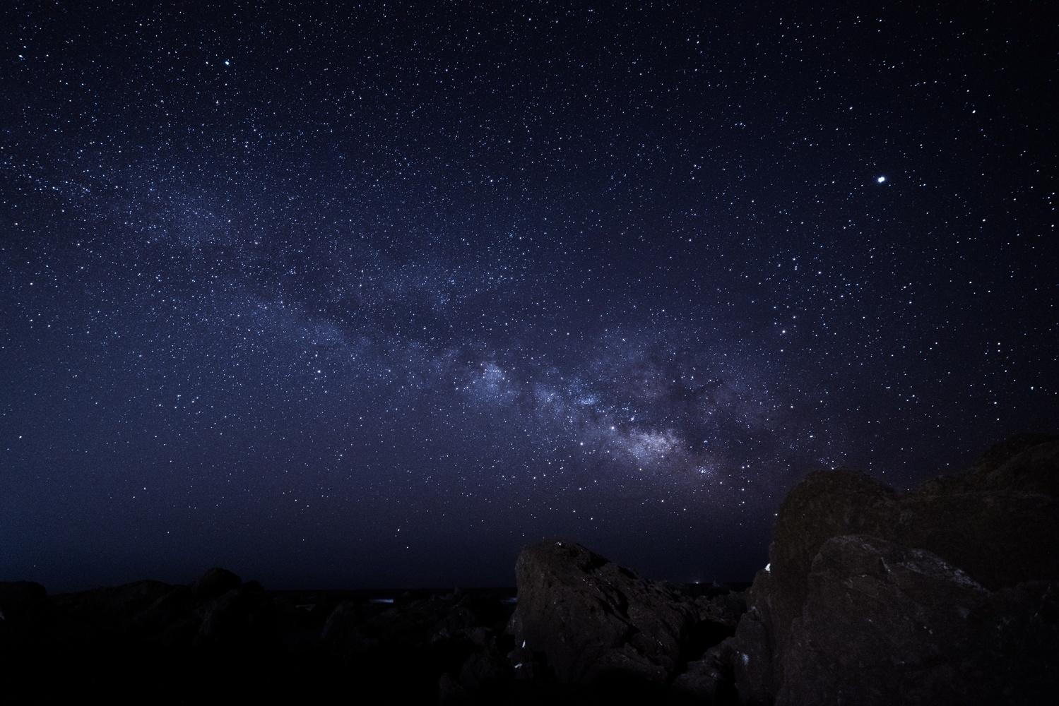 Galaxy by Masataka Inada
