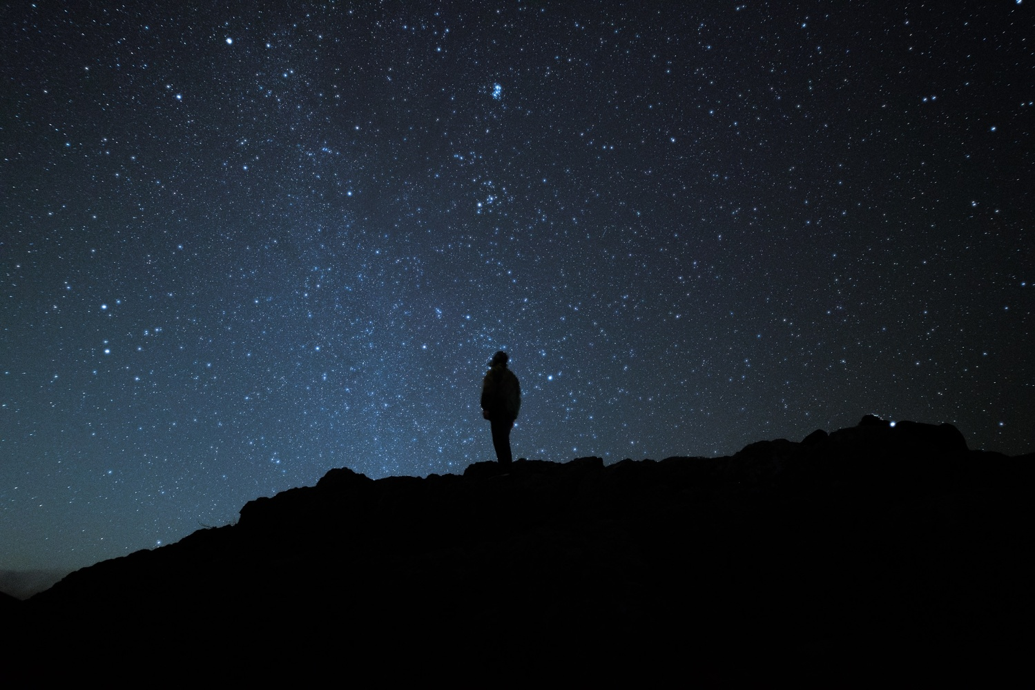 In the stars by Masataka Inada