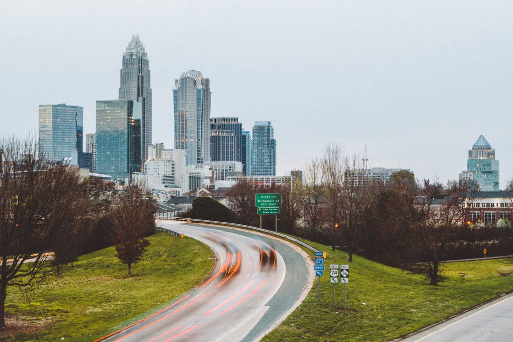 Charlotte, North Carolina by Andrew Yianne