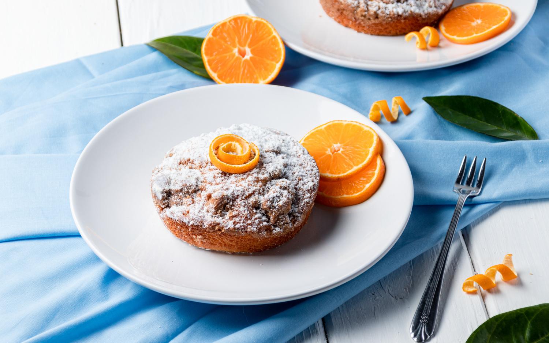 Orange Cakes 2 by David Perman