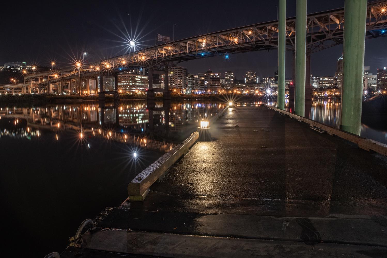 Portland Waterfront by Zach Deets