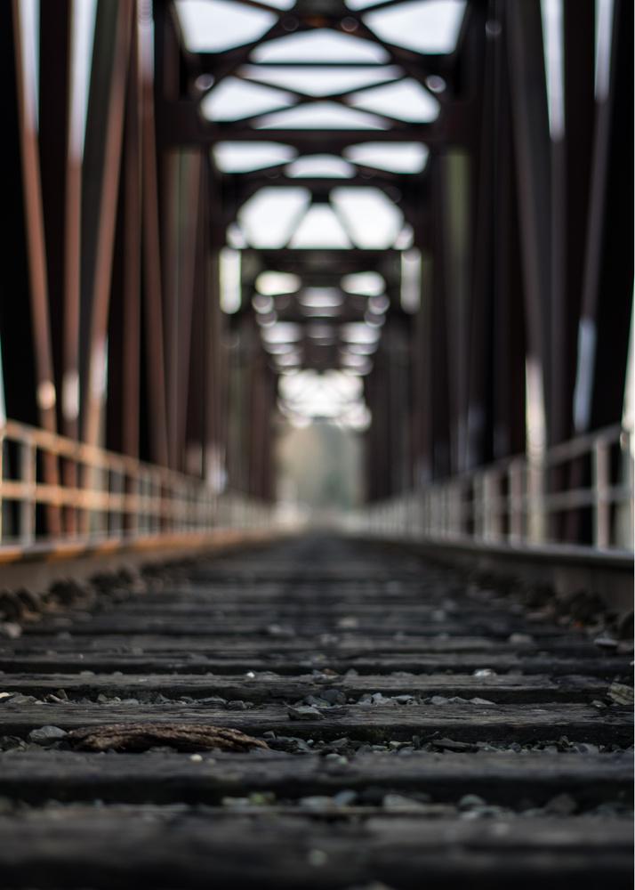 Rail Bridge by Zach Deets