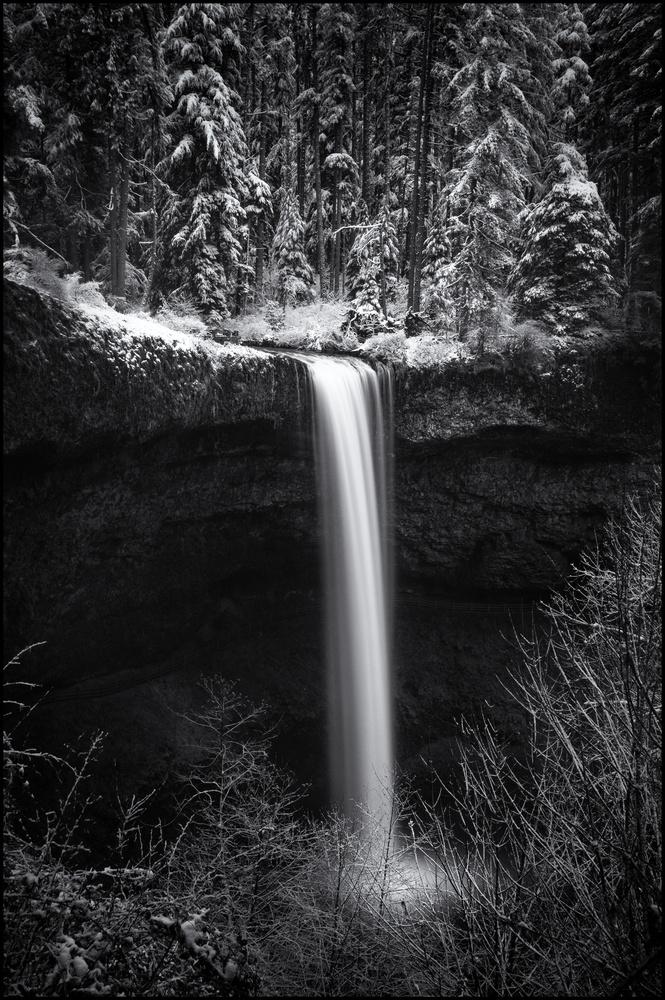 Silver Falls by Zach Deets