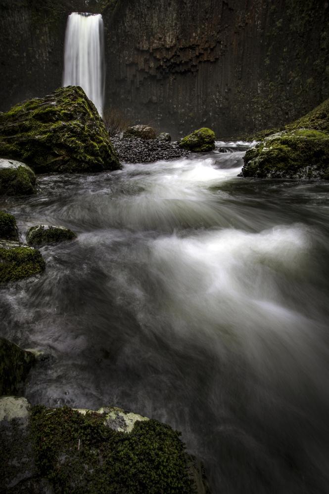 Abiqua Falls by Zach Deets