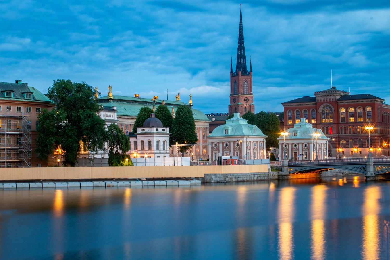 Stockholm by Sergey Kosarevsky