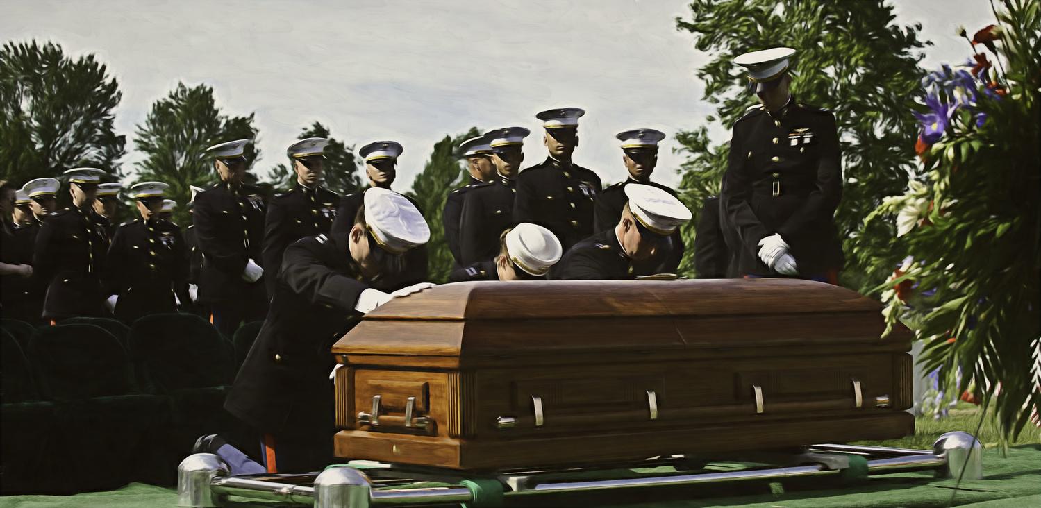 Veteran's Day, Remember the Sacrifice by Don Harper
