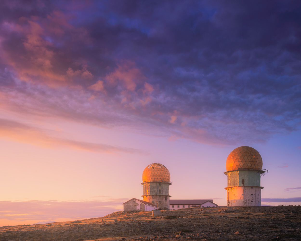 Towers looking for the sun by Tiago Ferreira