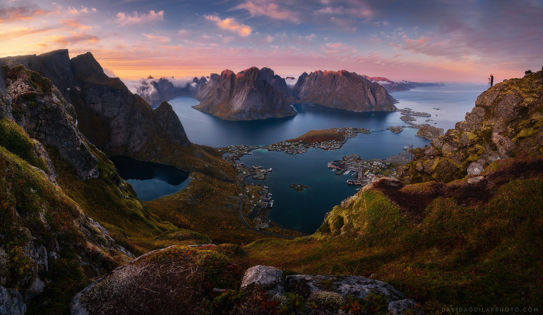 The Sound of Moskenesøya by David Aguilar