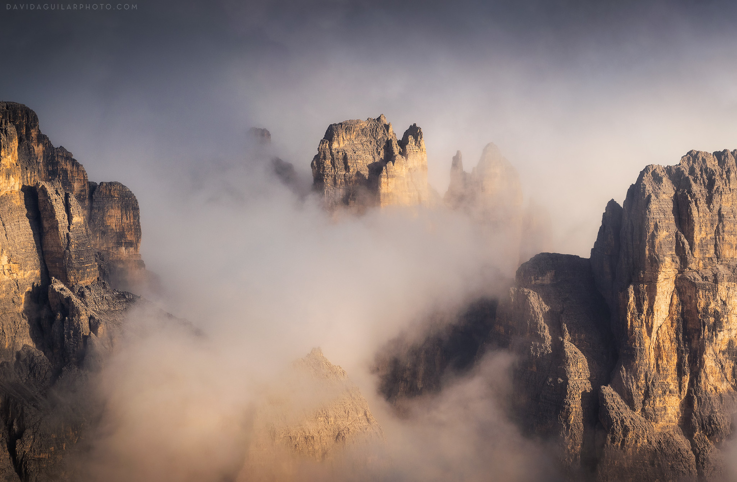 Guardians of Lavaredo by David Aguilar