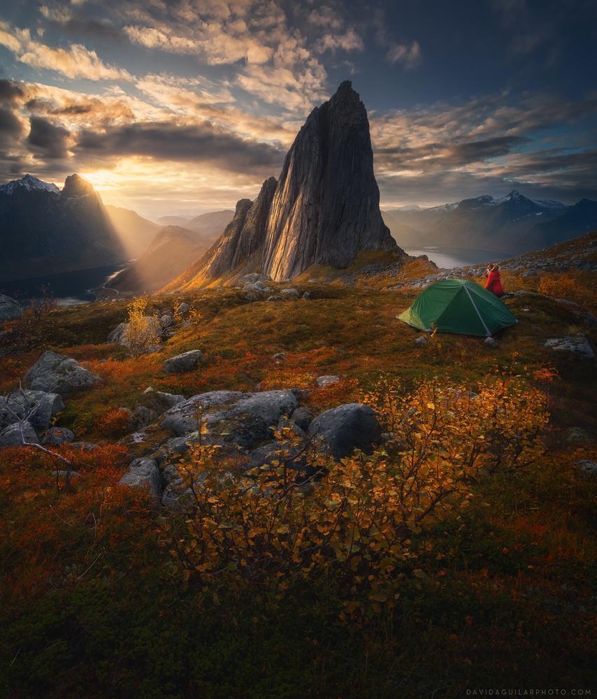 Good Morning Senja by David Aguilar