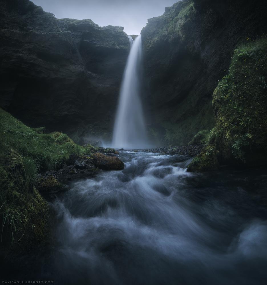 Odin's Sanctuary by David Aguilar