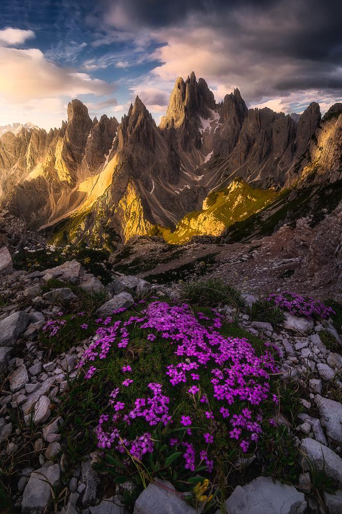 Misurina Sunrise by David Aguilar