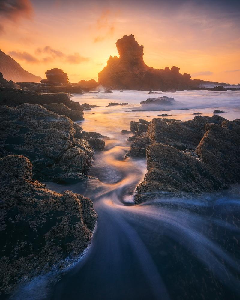 Water & Spirit by David Aguilar