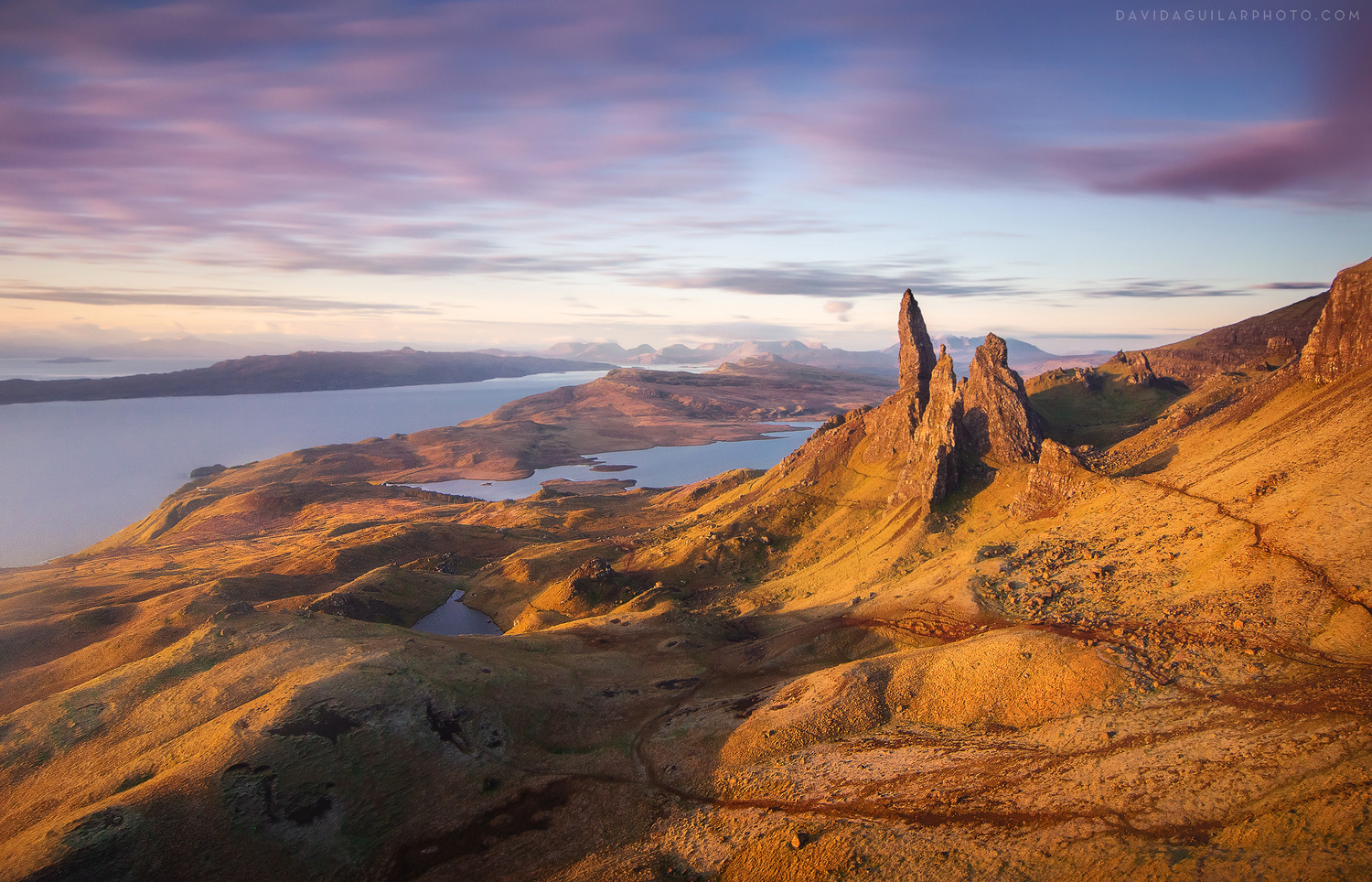 The Storr by David Aguilar