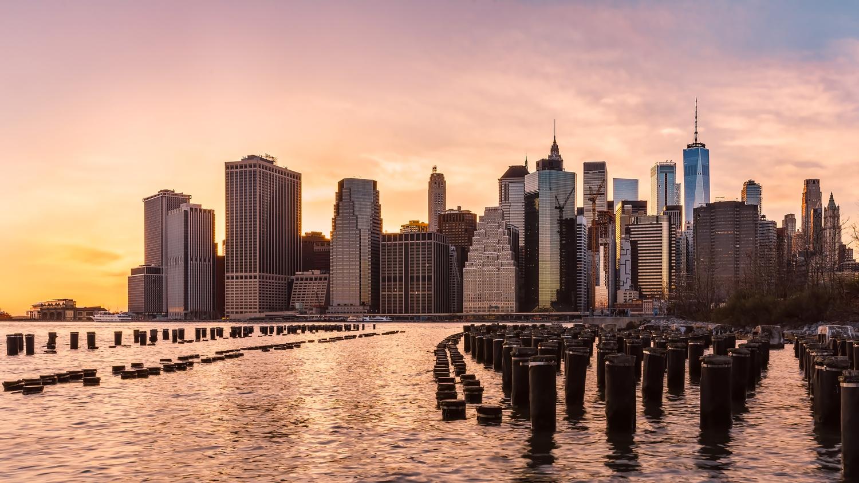 NYC by Roland Zachau