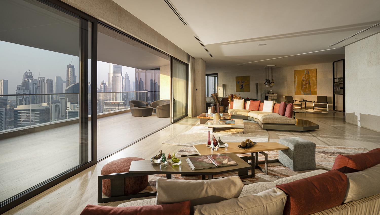 Volante Penthouse by Ben Preece