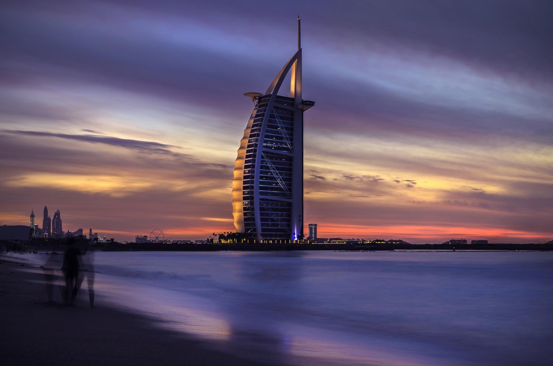 Burj Al Arab by Ben Preece