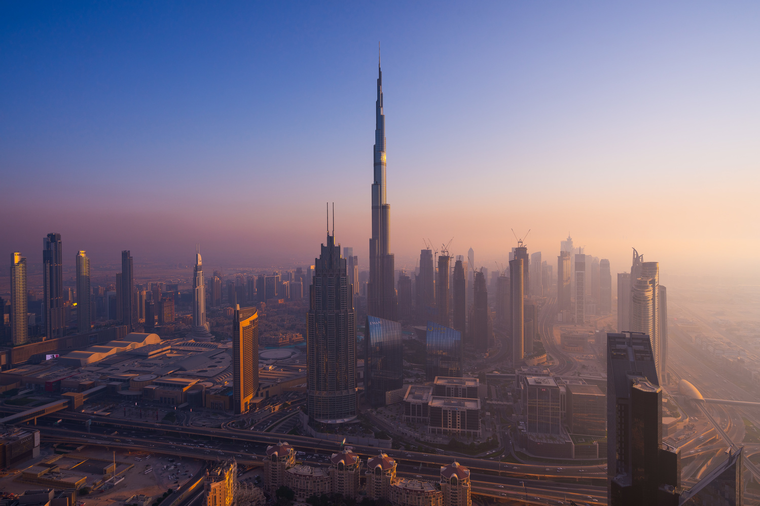 Humidity from the 75th floor. by Ben Preece