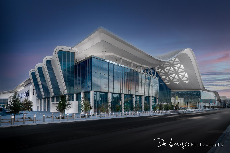 Convention Center by Christian De Araujo