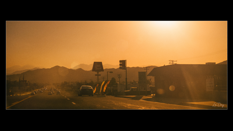 Drive by Lei Deng