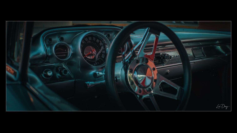 Mustang by Lei Deng