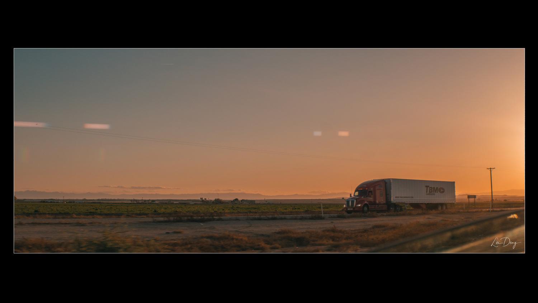 Sunset by Lei Deng
