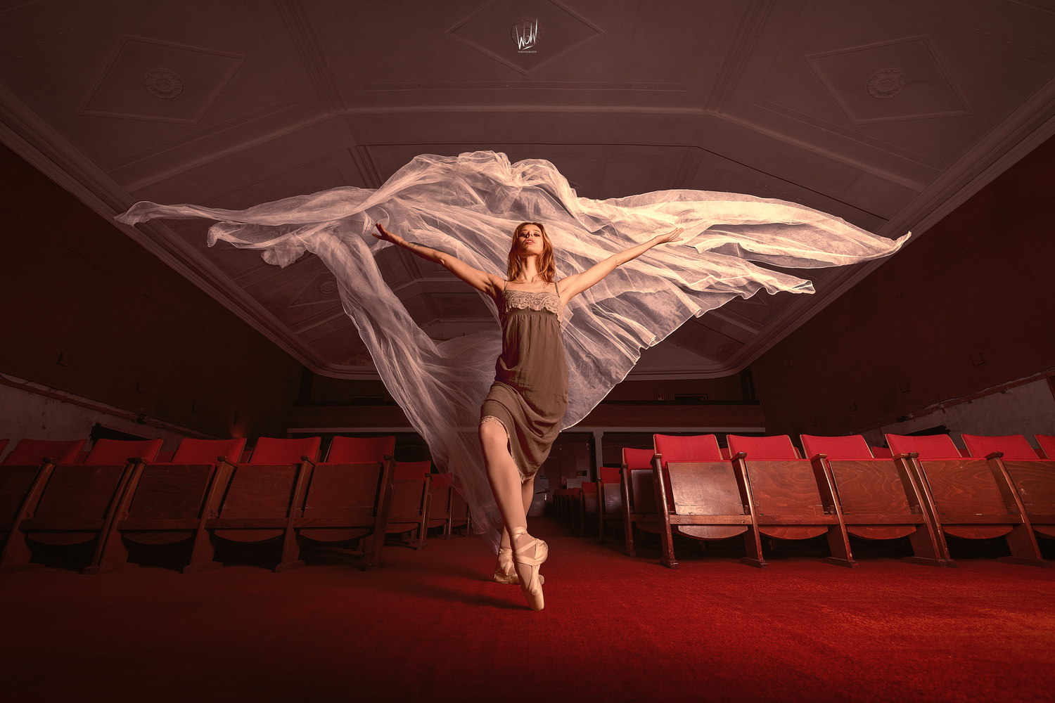 Angel Dust by Thomas Wohl