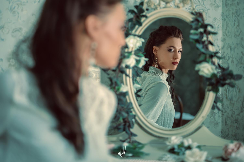 Le miroir de l'âme by Thomas Wohl