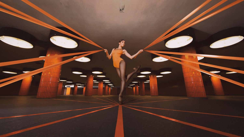 X-Tension by Thomas Wohl