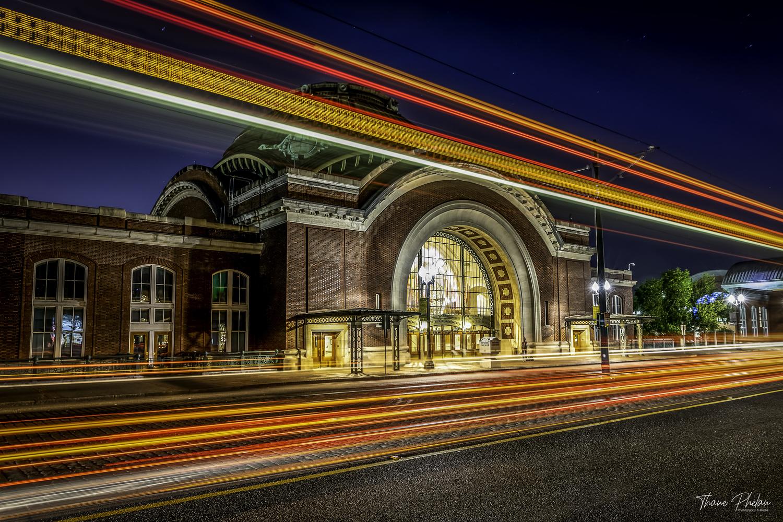 Union Station Tacoma by Thane Phelan