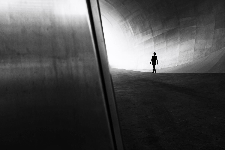 A Sunday Walk by Chris van Dolleweerd